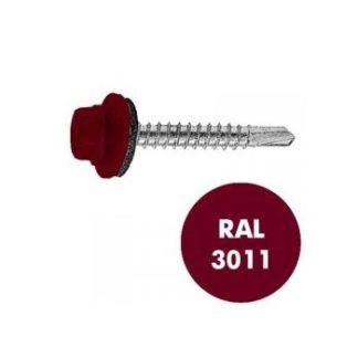 Кровельный RAL3011 Красно-коричневый