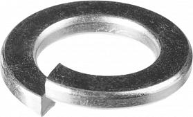 Шайба DIN 127 гровер, цинк, М10